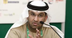 سلطان الجابر: السيسى يتميز بالشفافية والصدق والواقعية والصراحة