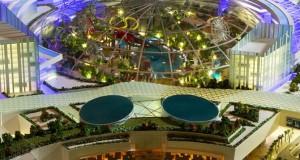 """محمد بن راشد يطلق """"مول العالم"""" أكبر مركز تسوق من نوعه في العالم"""