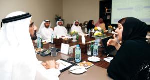 اطلع على خطة لجنة «إكسبو 2020» ووجه بتكوين فريق عمل تطوعي محمد بن راشد: شبابنا قادرون على تفجير طاقاتهم
