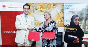 الجامعة الكندية دبي تستعد لإكسبو 2020 باتفاقية تعاون مع ساب
