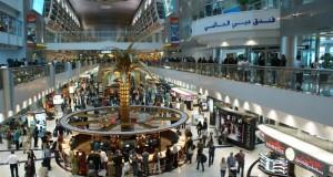مطار دبي يقترب من لقب الأكثر ازدحامًا في العالم