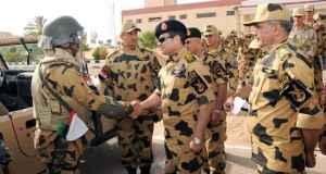 الجريدة الرسمية تنشر قررا جمهورياً لتعديل قوانين خاصة بالقوات المسلحة