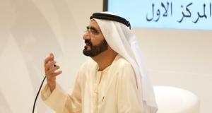 الشيخ محمد بن راشد آل مكتوم : إنجازات دبي لا تنسب إلى الحظ