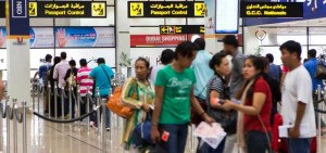ضبط 5000 متسلل ومخالف للإقامة في دبي خلال 8 أشهر وتنفيذ 181 حملة تفتيشية في الإمارة منذ بداية 2014