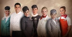 """"""" الاتحاد للطيران """" تطلق حملة توظيف دولية في طاقم الضيافة"""