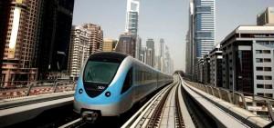 مترو دبي نقل نصف مليار راكب في 5 سنوات و 98 % نسبة الالتزام بجدول مواعيد الرحلات