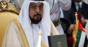 """رئيس الإمارات لـ""""السيسي"""": ماضون في دعم مصر كي تتبوأ مكانتها المرموقة"""