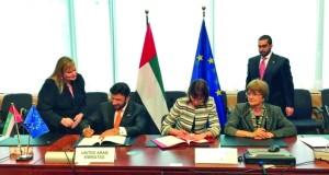 محمد بن راشد: نجاح الدبلوماسية الإماراتية فـــــــي إلغاء «شينغن» محل تقدير وشكر وفخر