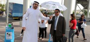 بلدية دبي تطلق مبادرة « مظلّة لكل شخص » في دبي