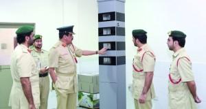 اعتماد التصميم النهائي لنظام مراقبة الطرق «رصد»