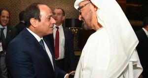 الرئيس يصل إلى موسكو ويستقبل سمو ولي عهد أبو ظبي بمقر إقامته