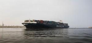 لأول مرة.. قناة السويس الجديدة تحقق رقمًا قياسيًا بعبور 30 سفينة