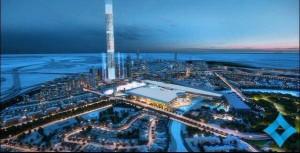 مشروع مدينة ميدان 1 السياحية والتجارية والسكنية الإمارات 1