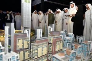 مشروع مدينة ميدان 1 السياحية والتجارية والسكنية الإمارات 2