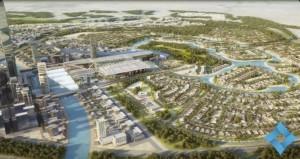 مشروع مدينة ميدان 1 السياحية والتجارية والسكنية الإمارات 5