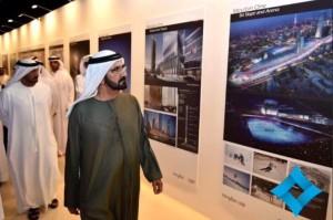 مشروع مدينة ميدان 1 السياحية والتجارية والسكنية الإمارات 6