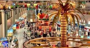 صورة مطار دبي الدولي