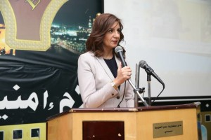 حفل تكريم لمعالي نبيلة مكرم وزيرة الدولة للهجرة وشؤون المصريين 12