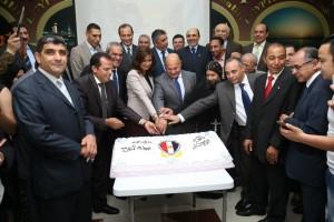 حفل تكريم لمعالي نبيلة مكرم وزيرة الدولة للهجرة وشؤون المصريين 2