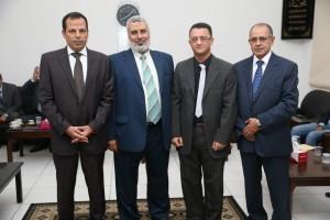حفل تكريم لمعالي نبيلة مكرم وزيرة الدولة للهجرة وشؤون المصريين 3