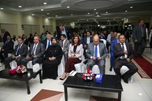 حفل تكريم لمعالي نبيلة مكرم وزيرة الدولة للهجرة وشؤون المصريين 7