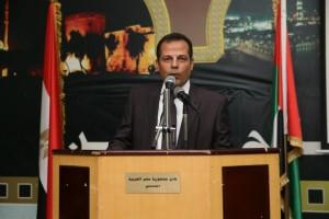 حفل تكريم لمعالي نبيلة مكرم وزيرة الدولة للهجرة وشؤون المصريين 8
