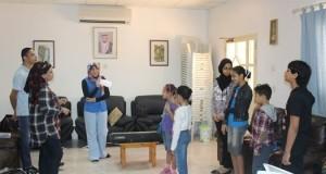 نادي جمهورية مصر العربية بالفجيرة يدعم أصحاب المواهب الثقافية والأدبية