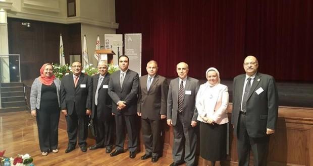 مؤتمر منظمة الجامعات الفرنكوفونية بالشرق الأوسط المنعقد بأبوظبي
